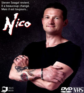 Duplessier Nico Steven Seagal