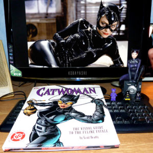 Catwoman Scott Beatty Michelle Pfeiffer Lego DC Comics