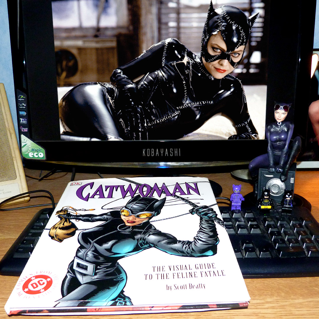 Catwoman Scott Beatty
