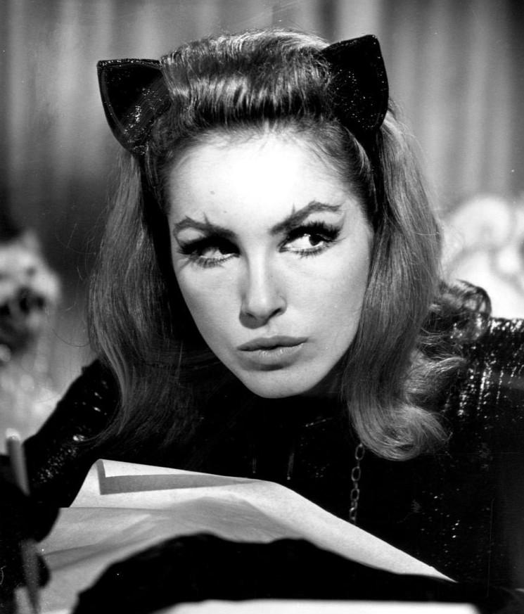 Julie Newmar Catwoman Batman