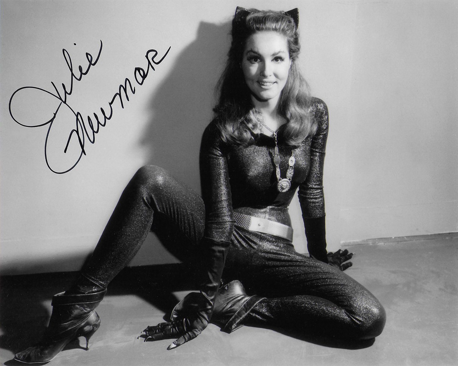 Julie Newmar Catwoman série TV Batman