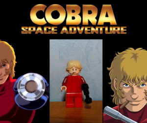 Cobra Pirate Space Adventure figurine Lego custom
