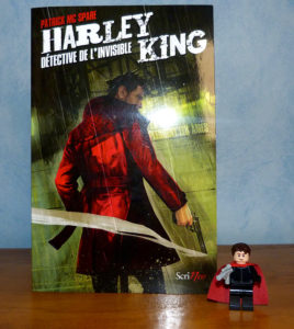 Harley King figurine Lego custom Patrick Mc Spare