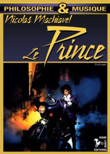 Détournement de couverture Le Prince Nicolas Machiavel Purple Rain par Un K à part