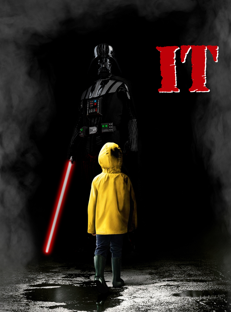 Darth Vader Georgie Stephen King It