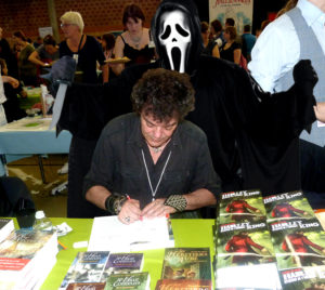 Patrick Mc Spare Halliennales Scream