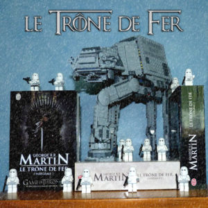 Le Trône de Fer Game of Thrones George Martin J'ai Lu