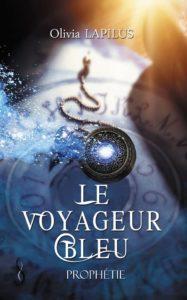Olivia Lapilus Le Voyageur Bleu édition Sharon Kena