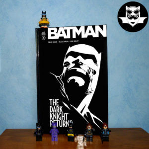 Frank Miller Batman The Dark Knight Returns Lego Catwoman
