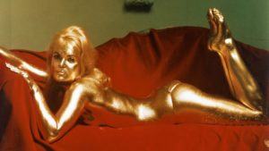 Shirley Eaton Goldfinger James Bond