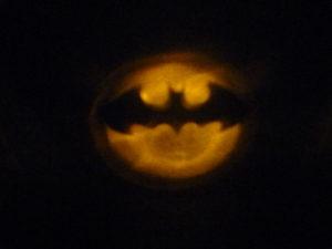 Batsignal Batman anniversaire 80 ans