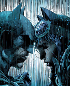 DC Comics Batman Catwoman tête à tête