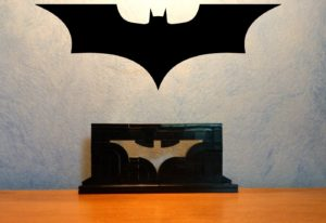 Lego MOC logo Batman The Dark Knight