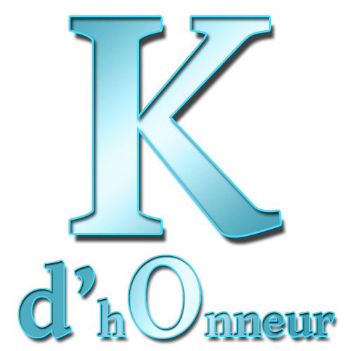 K d'honneur