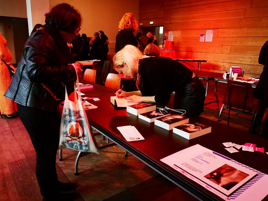 Salon de la littérature érotique 2019 Eva Delambre