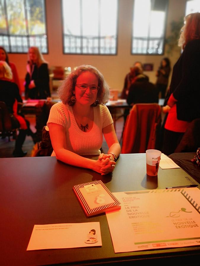 Salon de la littérature érotique 2019 prix de la nouvelle
