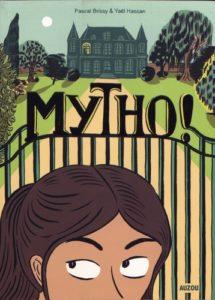 Couverture Mytho Pascal Brissy et Yaël Hassan Auzou