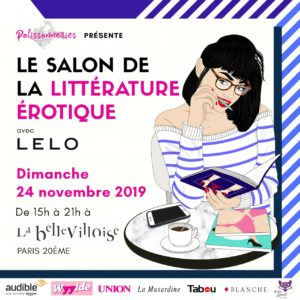 Salon de la littérature érotique 2019 Paris