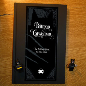Batman Catwoman The Wedding Album The Deluxe Edition DC Comics