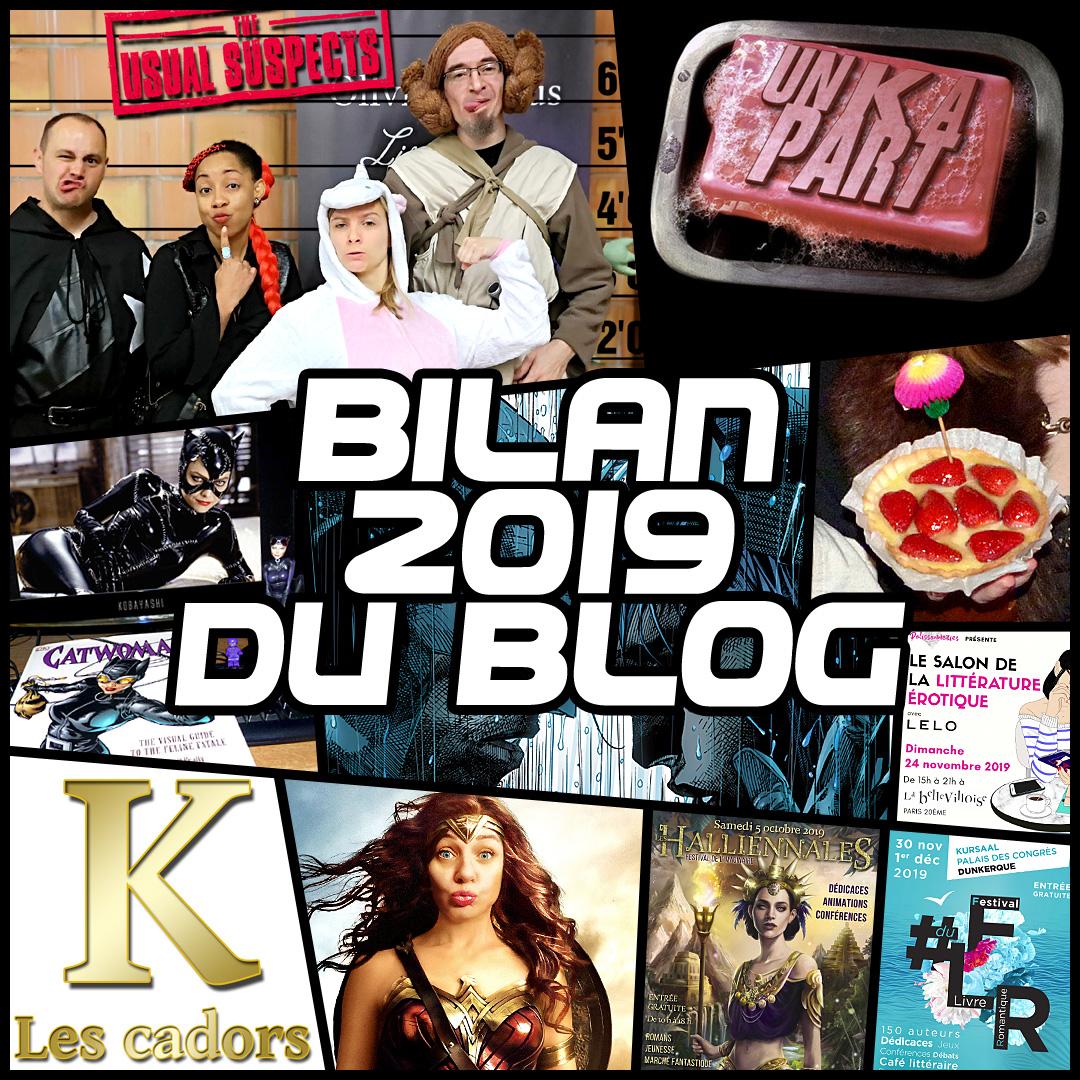 bilan 2019 projets 2020 blog litteraire Un K a part unkapart
