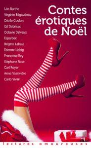 Couverture Contes érotiques de Noël La Musardine Lectures amoureuses