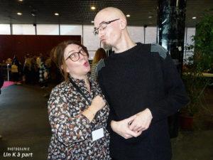 FLR 2019 Sophie Jomain Fred Un k à part