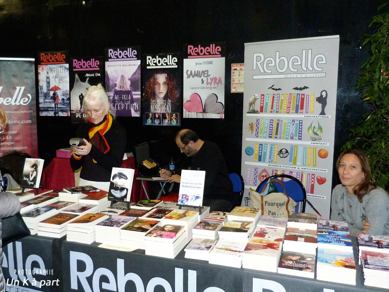 FLR 2019 éditions Rebelle