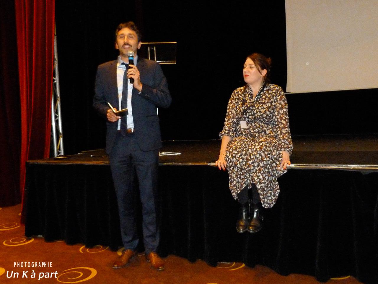 FLR gala Maxime Gillio Sophie Jomain