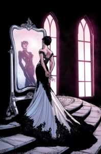 Catwoman robe de mariée par Joëlle Jones Batman 44