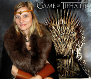 Tiphaine Crovile Game of Thrones montage Un K à part unkapart