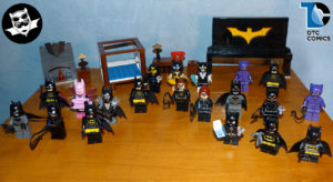 Collection Batman Catwoman Lego