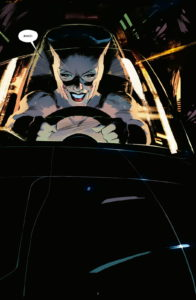 Batman a la vie a la mort Catwoman miaou