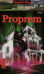 Proprem suite de Salem Stephen King Pocket Terreur