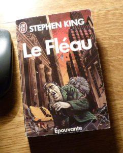 Le fléau Stephen King J'ai Lu épouvante coronavirus covid-19