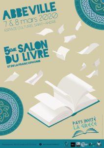 Salon du livre et de la francophonie Abbeville 2020