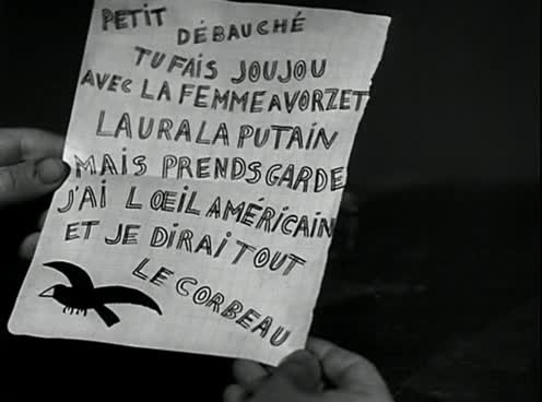 lettre anonyme corbeau