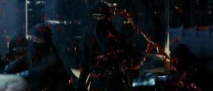Ninja Assassin du sang partout