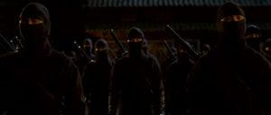 Ninja Assassin armée