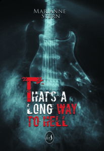 Couverture That's a long way to hell Marianne Stern Livr'S éditions