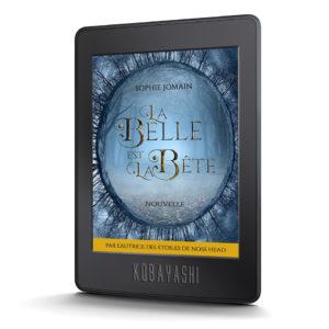 Sophie Jomain nouvelle numérique La Belle est la Bête