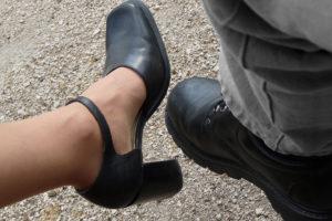 Un K à part photo en pied