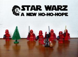 Lego Star Wars A New Hope Christmas