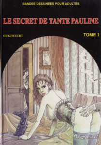 Couverture Le secret de tante Pauline Hugdebert