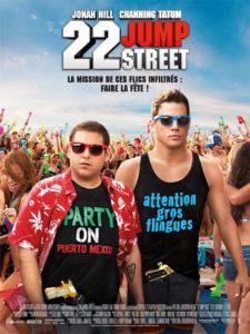 Affiche film 22 Jump Street
