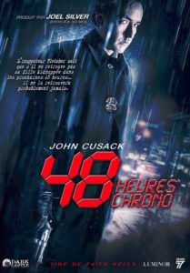 Affiche 48 heures chrono John Cusack