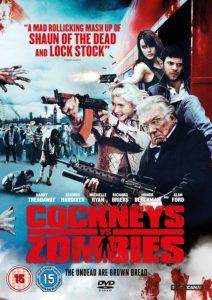 Affiche Cockneys vs Zombies Matthias Hoene 2012