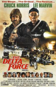 Delta Force Menahem Golan Chcuk Norris Lee Marvin