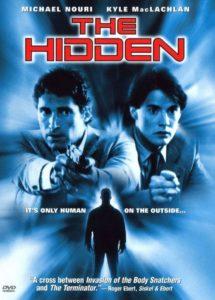 Affiche film The Hidden Michael Nouri Kyle MacLachlan
