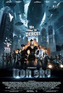 Affiche film Iron Sky Renate Richter Julia Dietze