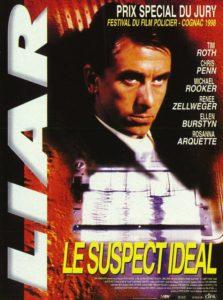 Affiche film Deceiver Liar Tim Roth